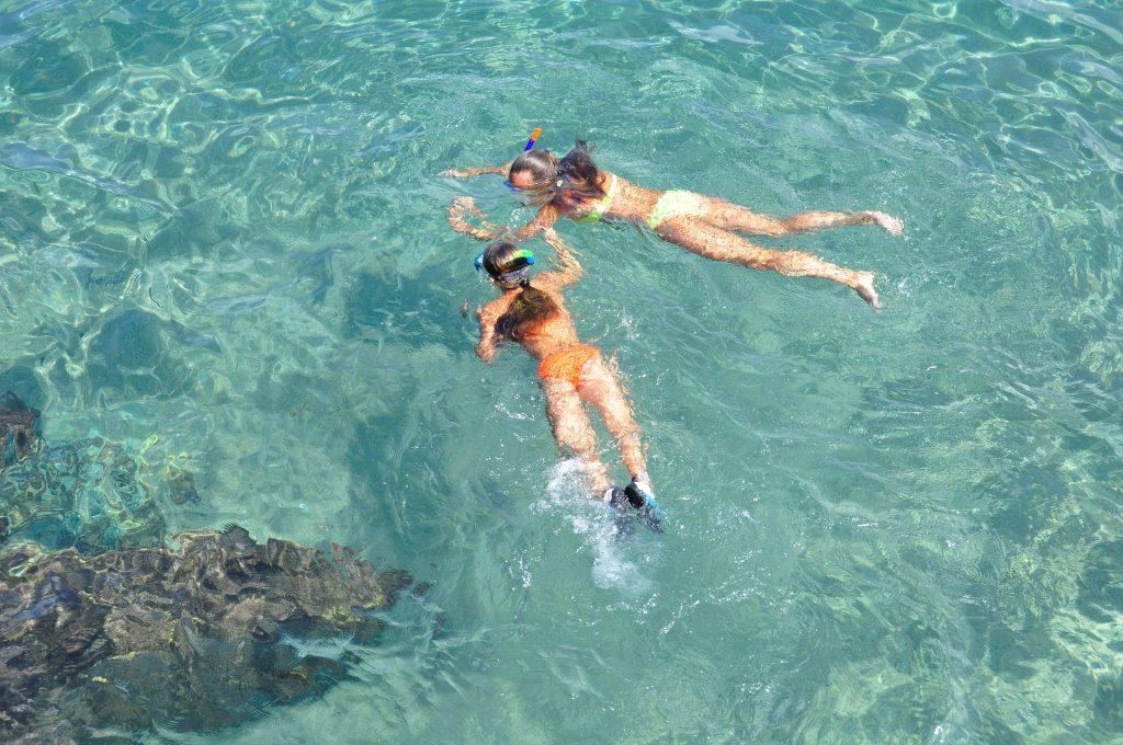 Schnorcheln auf Mallorca, Schnorchelausflug