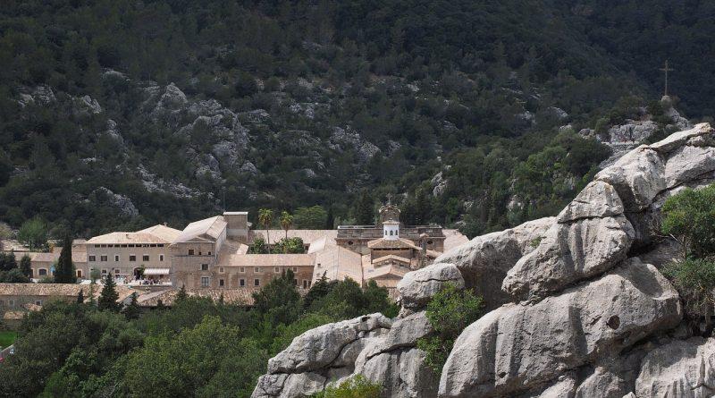 Santuari de lluc – das Kloster in den Bergen