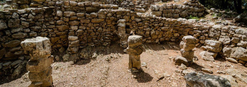Talaiot-Ausgrabungsstätte Mallorca