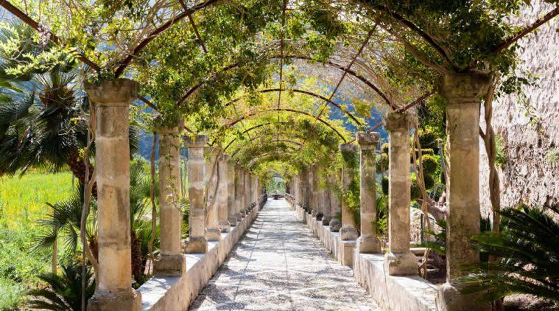 Jardines de Alfabia – arabische Gärten auf Mallorca
