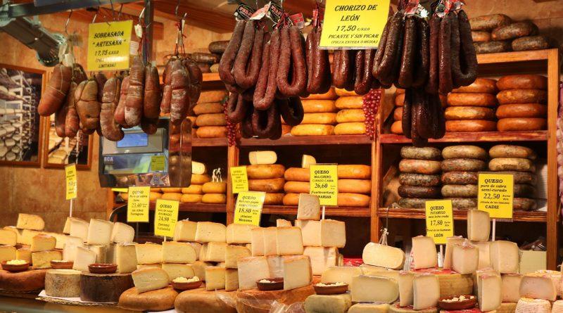 Die Erlebnisreise der Wochenmärkte beginnt ganz klar in Inca