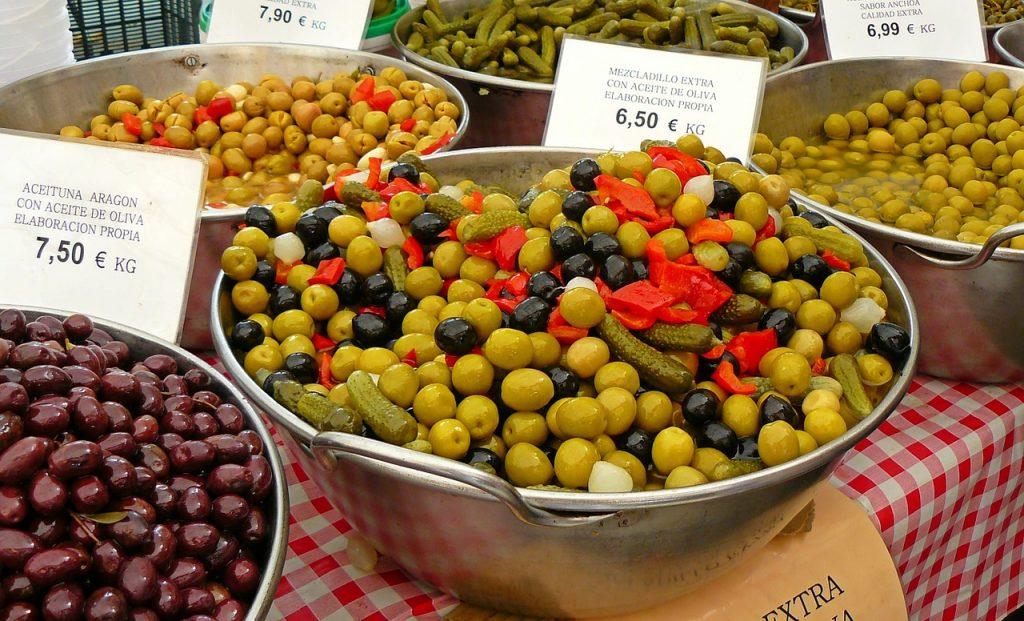 Wochenmarkt in Artá