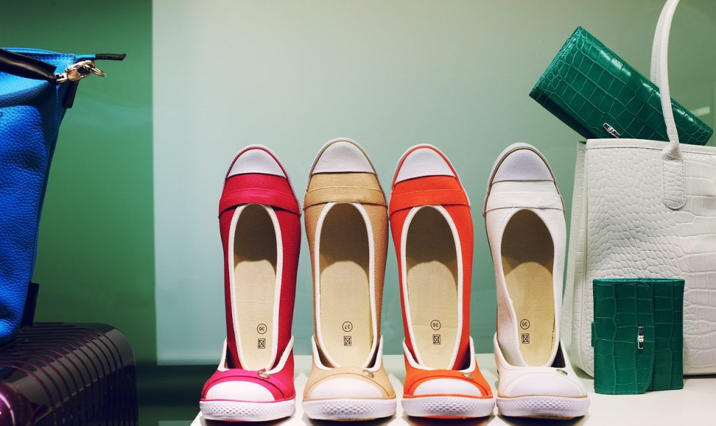 Shoppen auf Mallorca, Schuhe