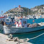 Mallorca Hafen Boote Schiffe Wasser