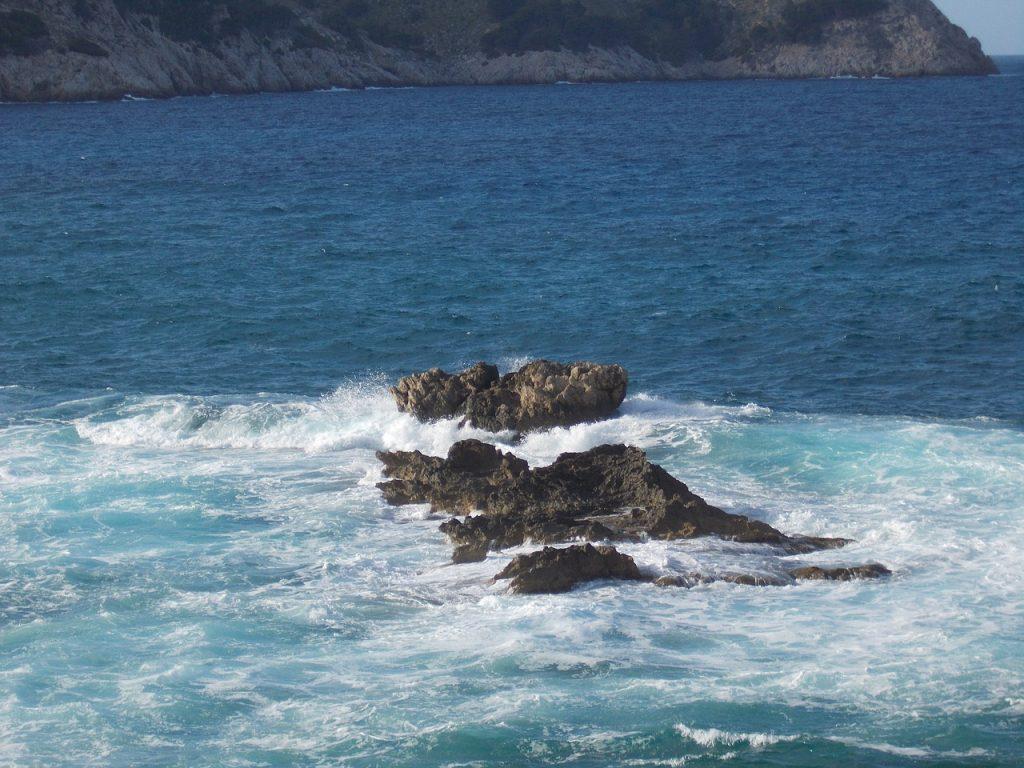 Bucht von Cala Falcó